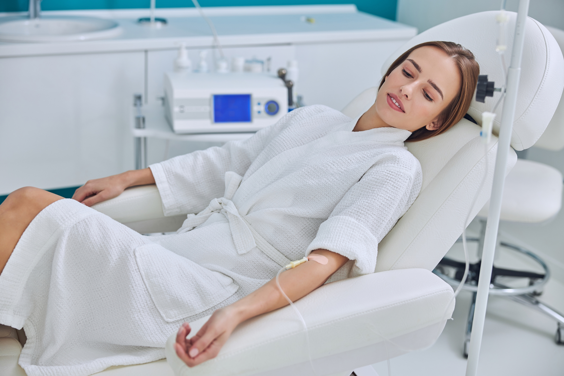 7 Reasons Why You Need IV Drip Therapy