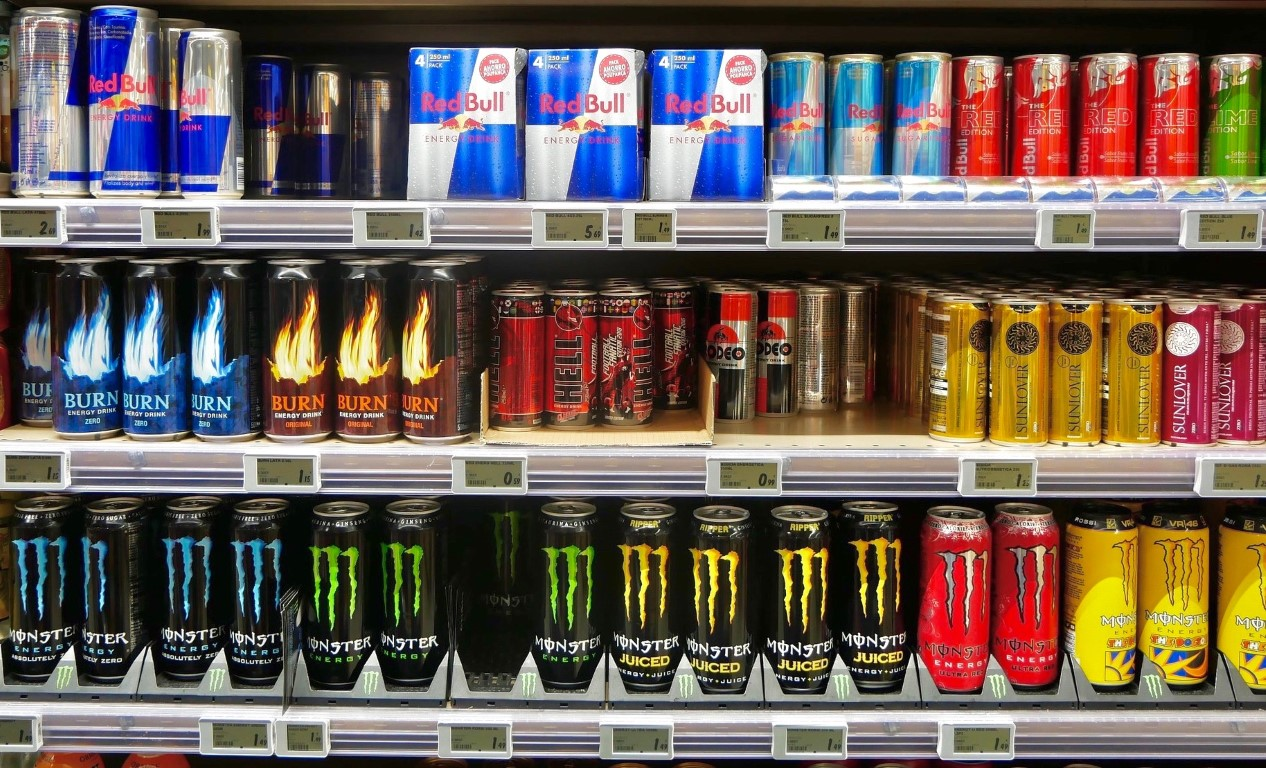 Energy Drinks And Your Teeth